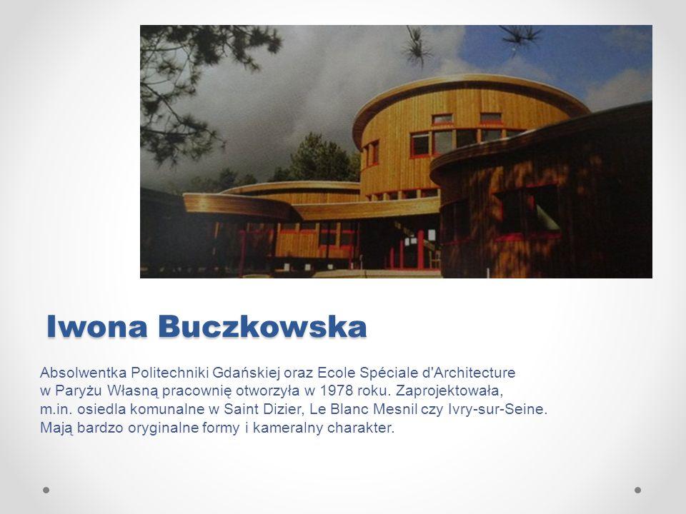 Iwona Buczkowska