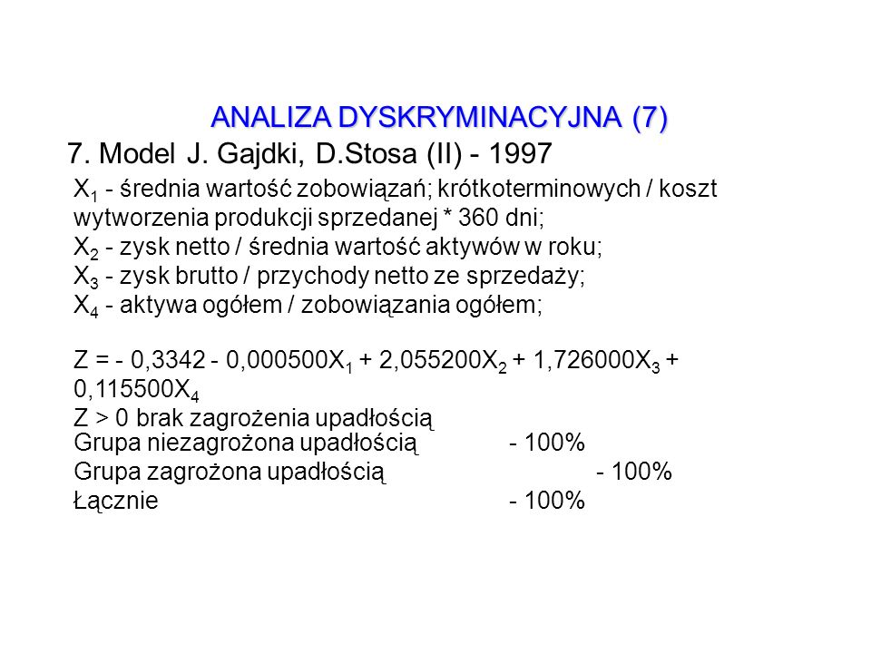 ANALIZA DYSKRYMINACYJNA (7)