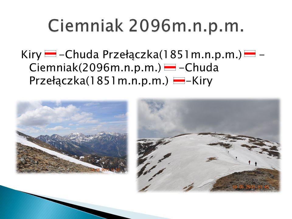 Ciemniak 2096m.n.p.m.
