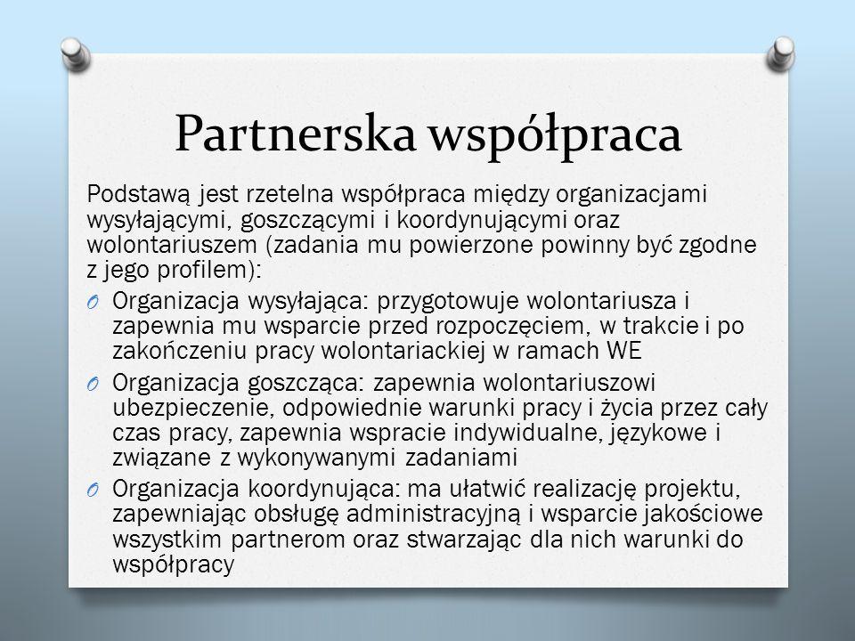 Partnerska współpraca