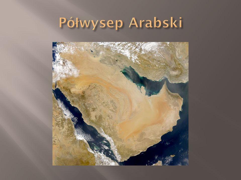 Półwysep Arabski