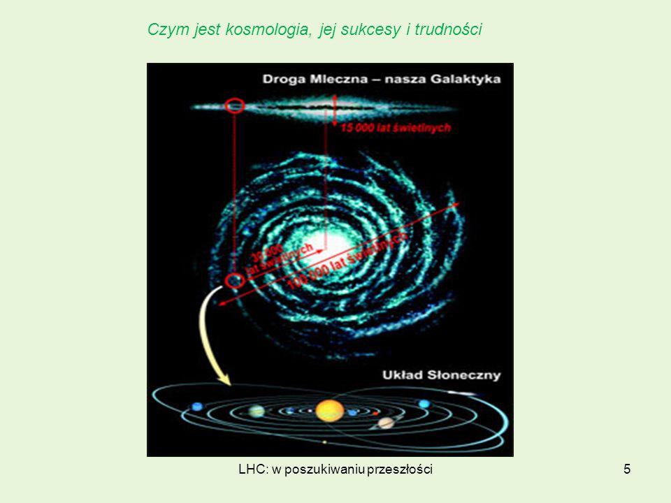 Czym jest kosmologia, jej sukcesy i trudności