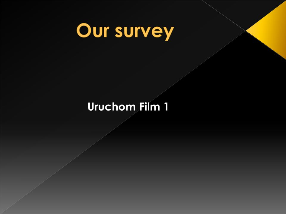 Our survey Uruchom Film 1