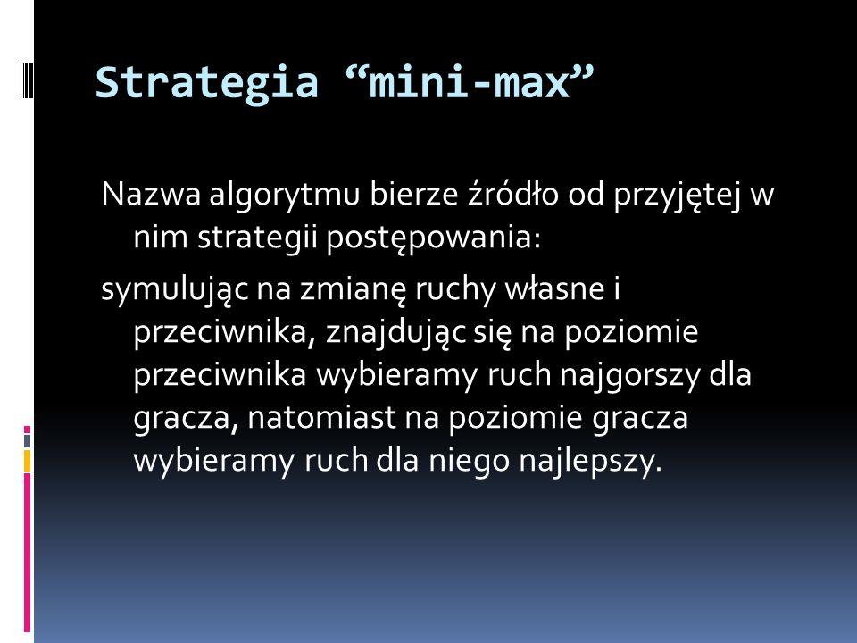 Strategia mini-max