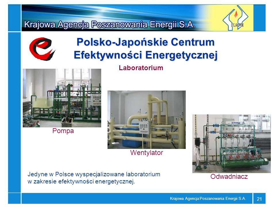 Polsko-Japońskie Centrum Efektywności Energetycznej