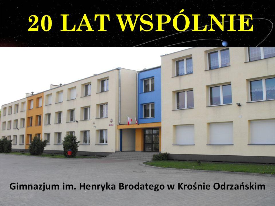 Gimnazjum im. Henryka Brodatego w Krośnie Odrzańskim