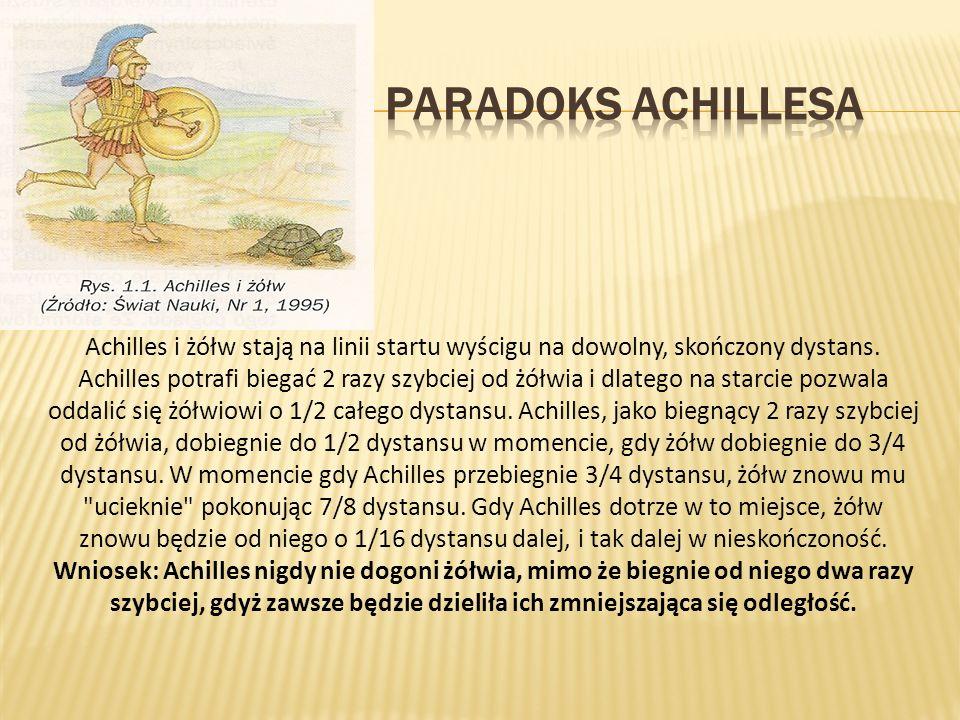 Paradoks Achillesa