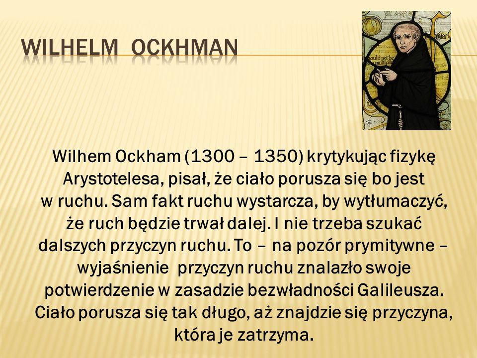 Wilhelm ockhman