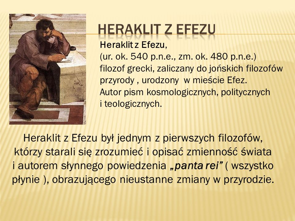 Heraklit z Efezu