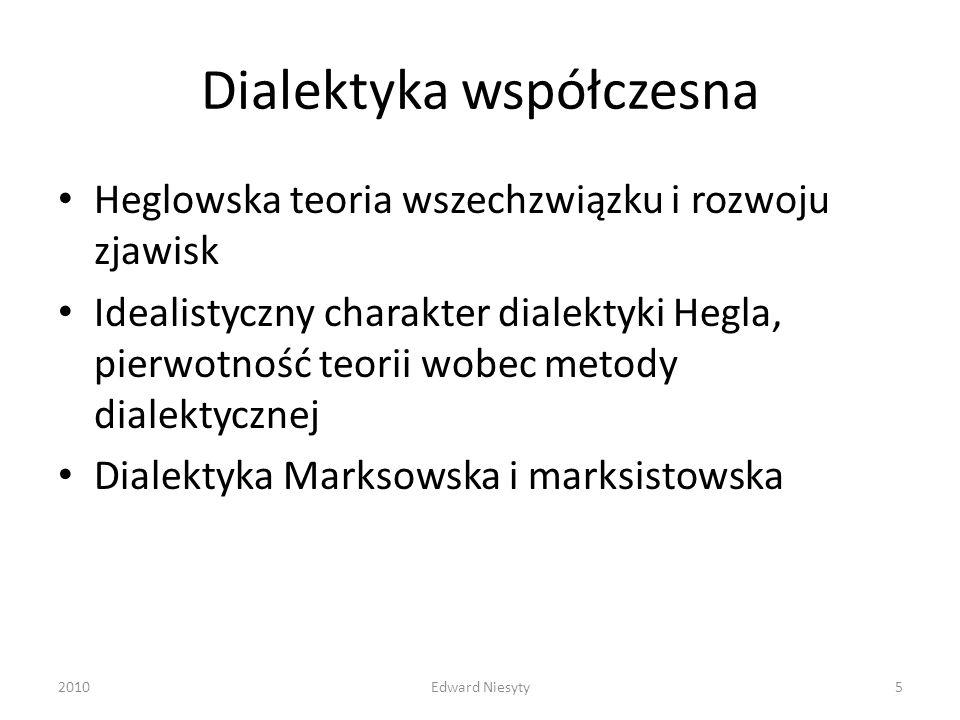 Dialektyka współczesna