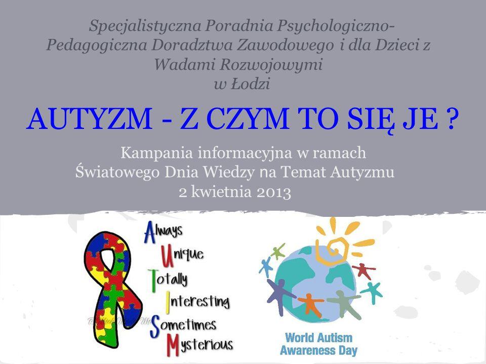 Specjalistyczna Poradnia Psychologiczno-Pedagogiczna Doradztwa Zawodowego i dla Dzieci z Wadami Rozwojowymi