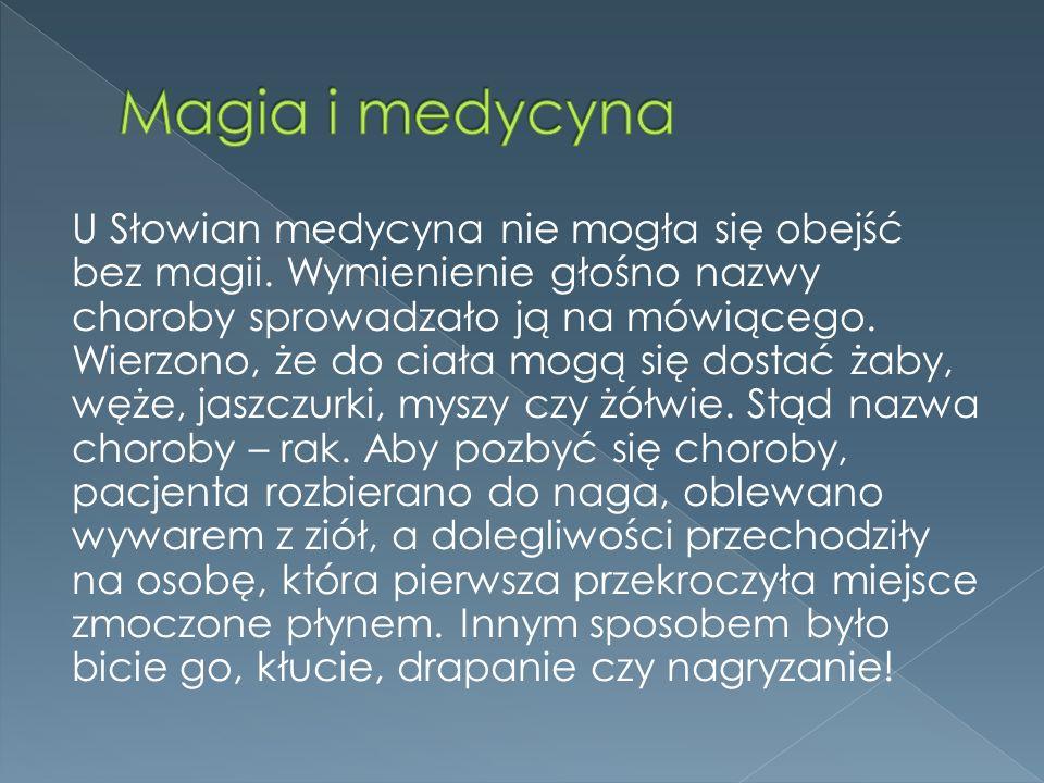 Magia i medycyna