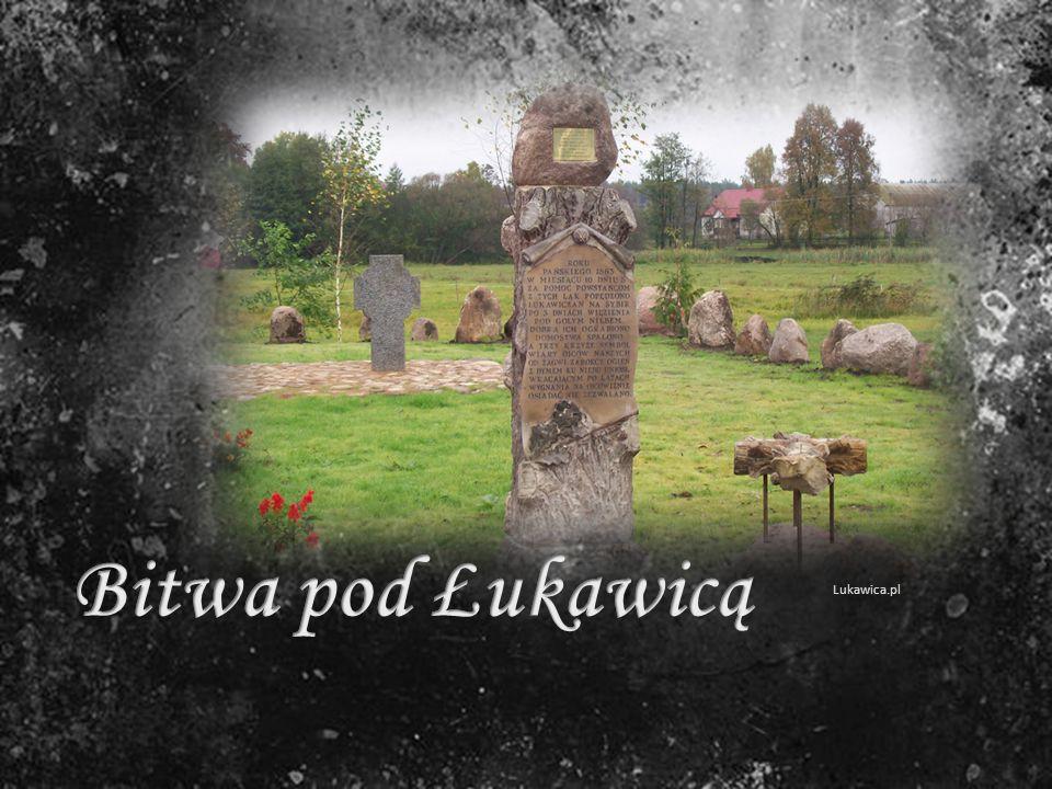 Bitwa pod Łukawicą Lukawica.pl