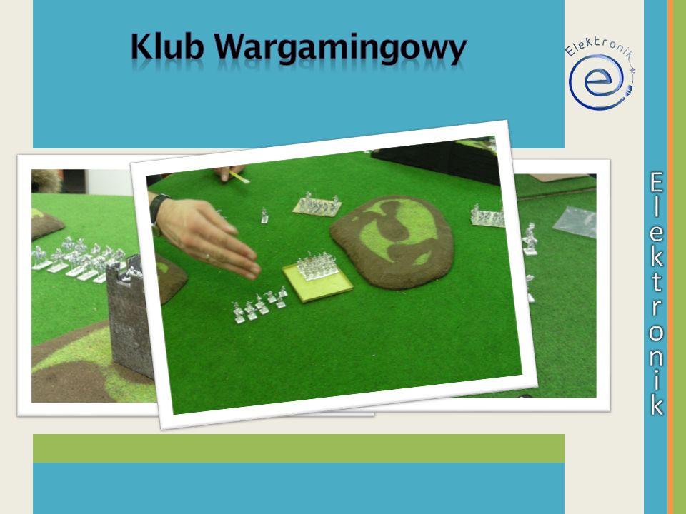 Klub Wargamingowy E l e k t r o n i k