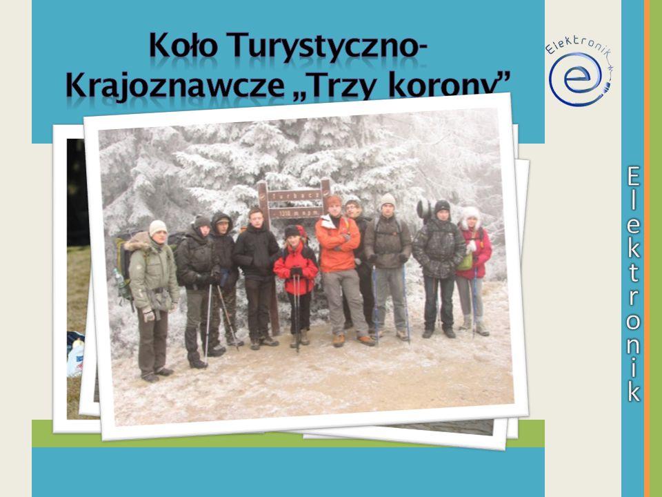 """Koło Turystyczno-Krajoznawcze """"Trzy korony"""