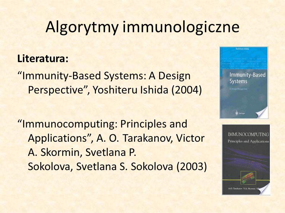 Algorytmy immunologiczne