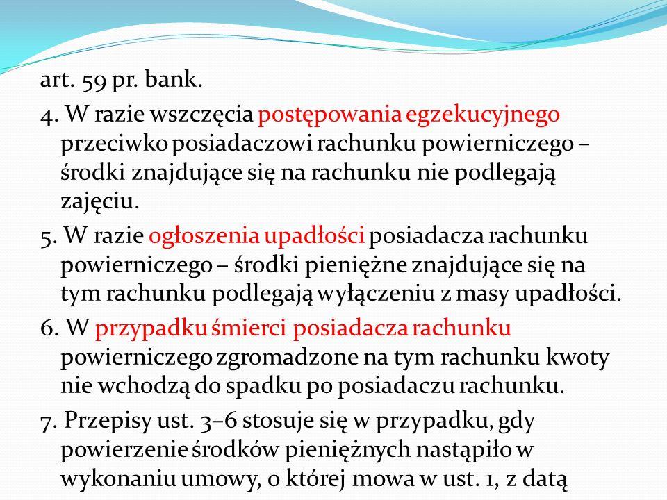 art. 59 pr. bank. 4.
