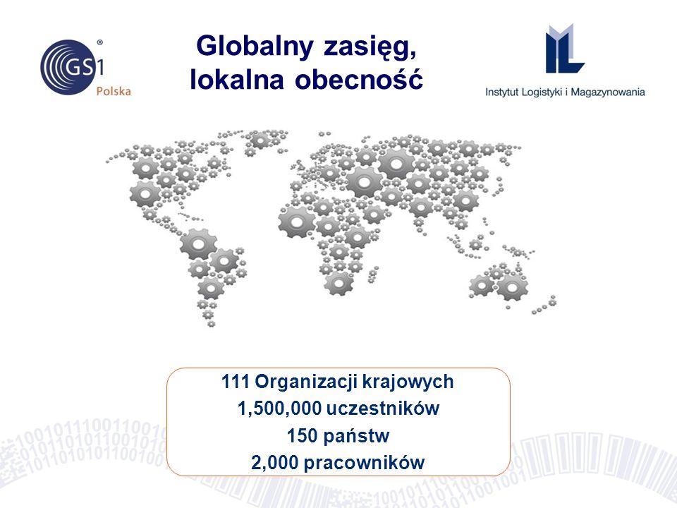 Globalny zasięg, lokalna obecność