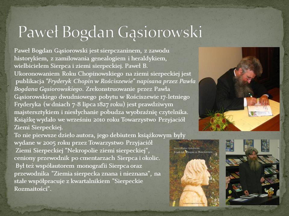Paweł Bogdan Gąsiorowski