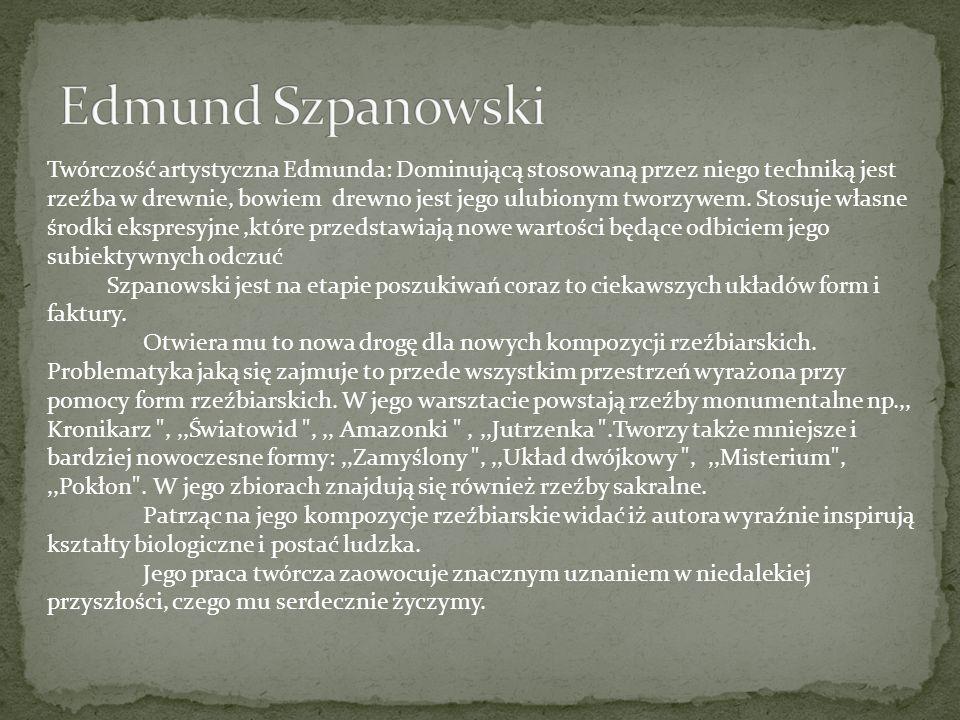 Edmund Szpanowski