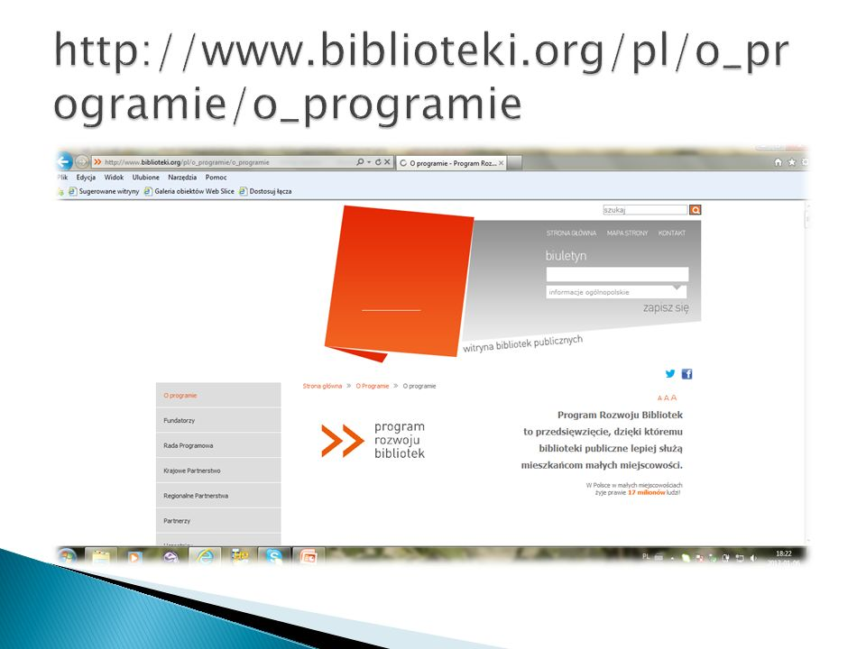 http://www.biblioteki.org/pl/o_programie/o_programie