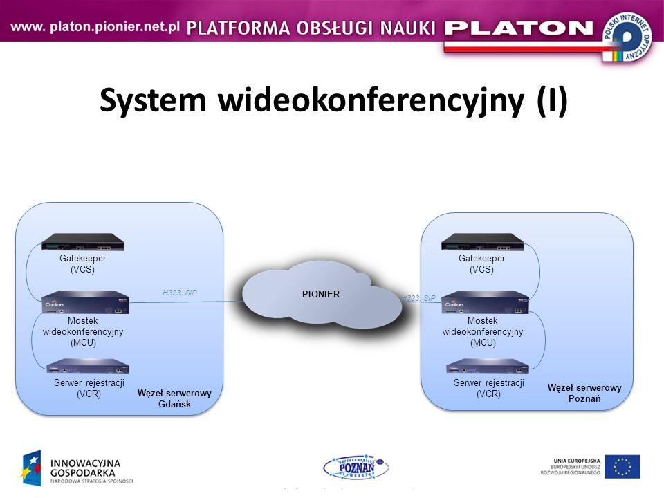 System wideokonferencyjny (I)