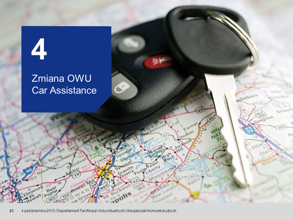 4 Zmiana OWU Car Assistance
