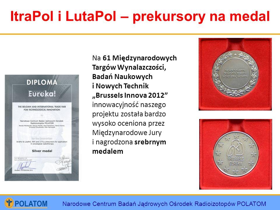 ItraPol i LutaPol – prekursory na medal
