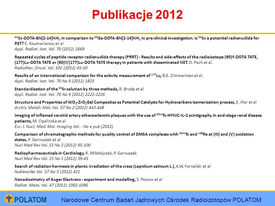 Publikacje 2012