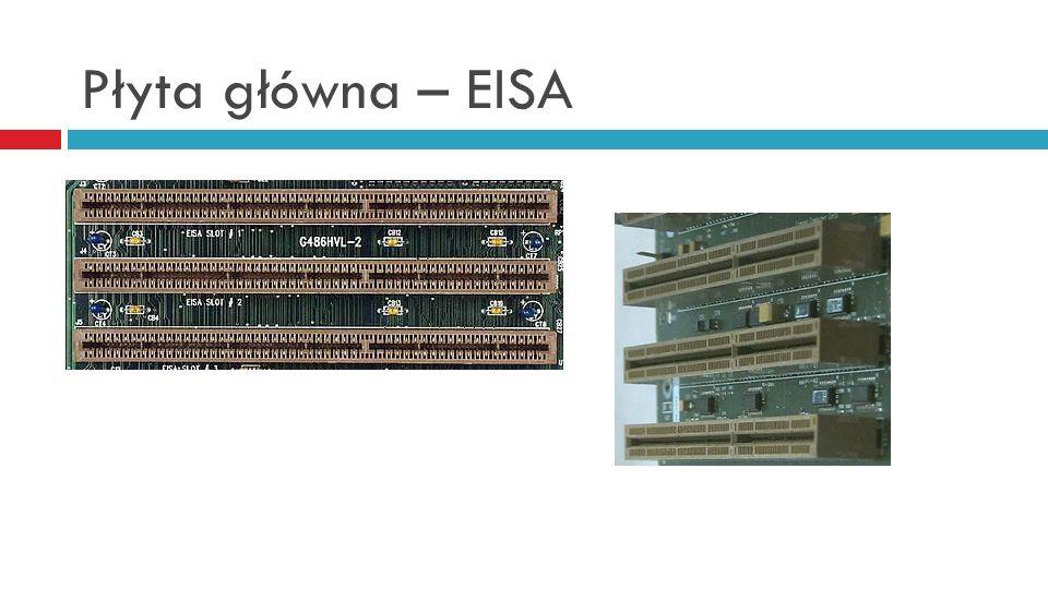 Płyta główna – EISA