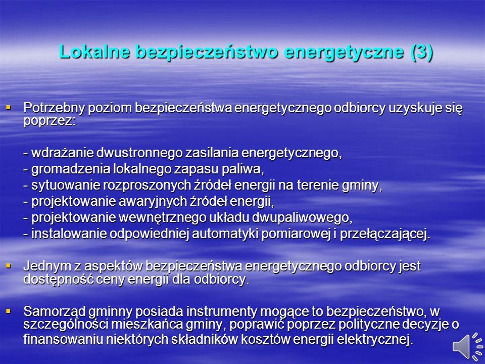 Lokalne bezpieczeństwo energetyczne (3)