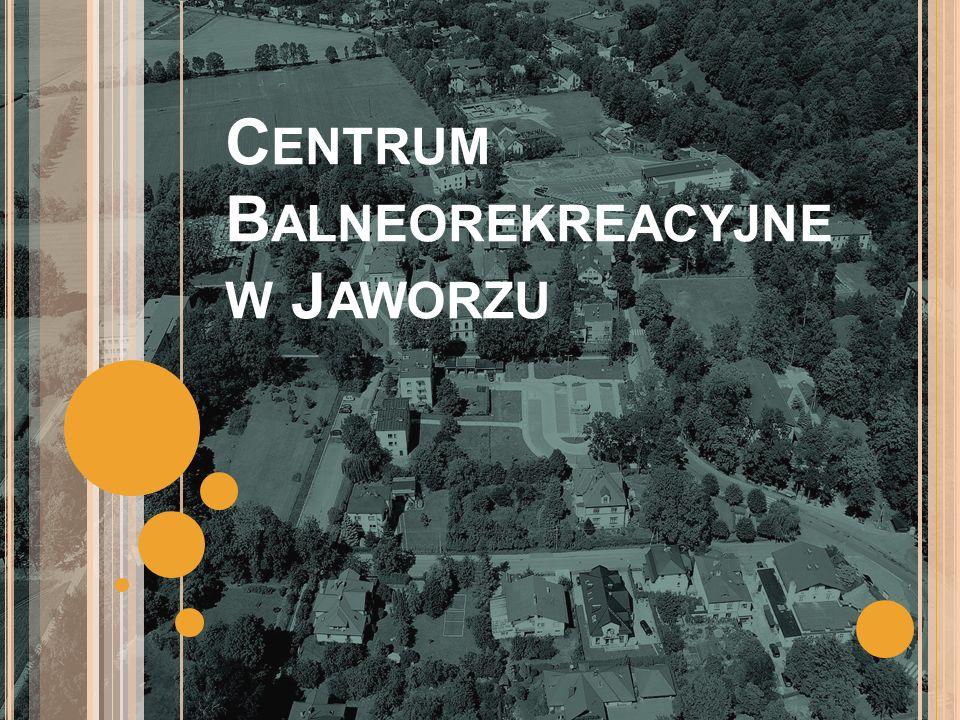 Centrum Balneorekreacyjne w Jaworzu