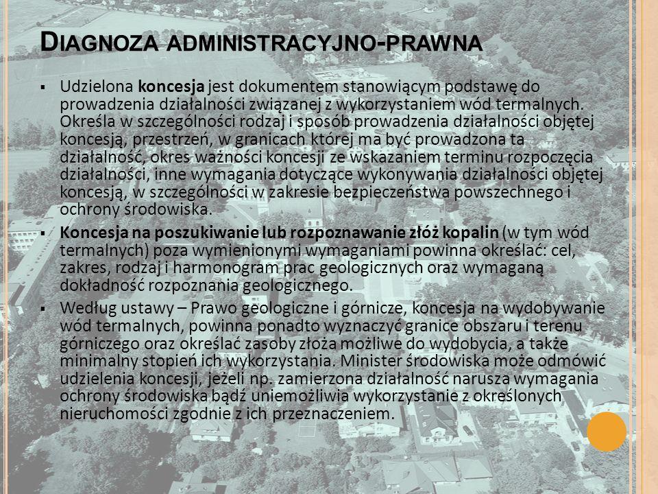 Diagnoza administracyjno-prawna