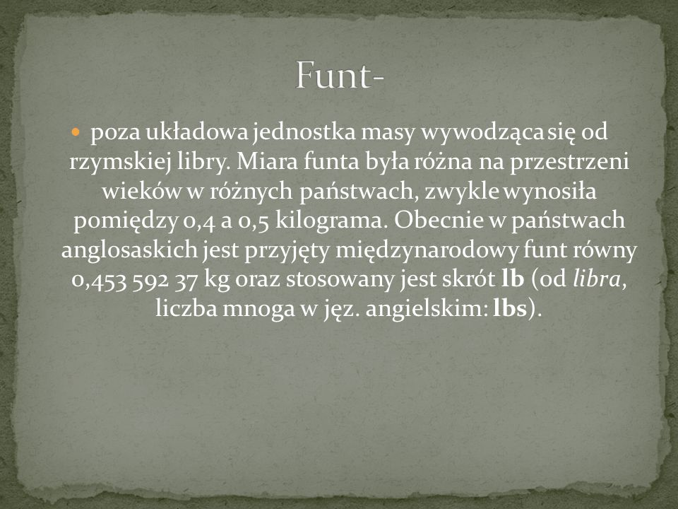 Funt-