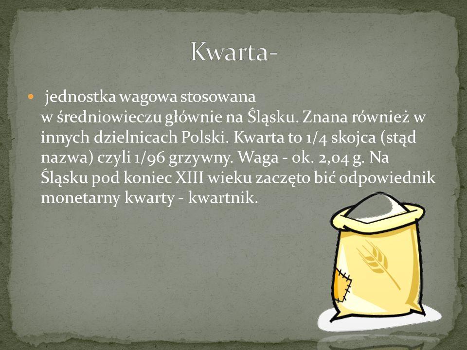 Kwarta-