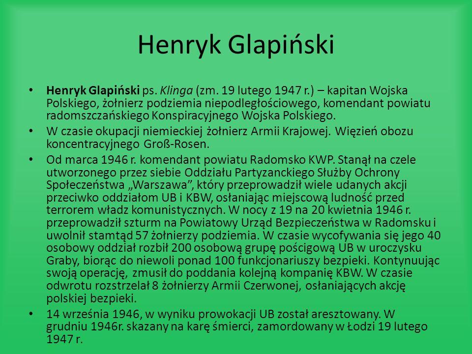 Henryk Glapiński
