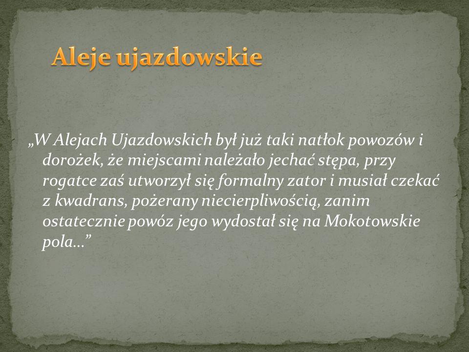 Aleje ujazdowskie