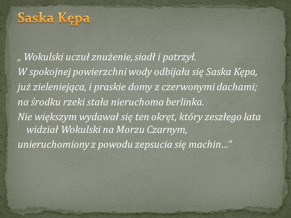 Saska Kępa