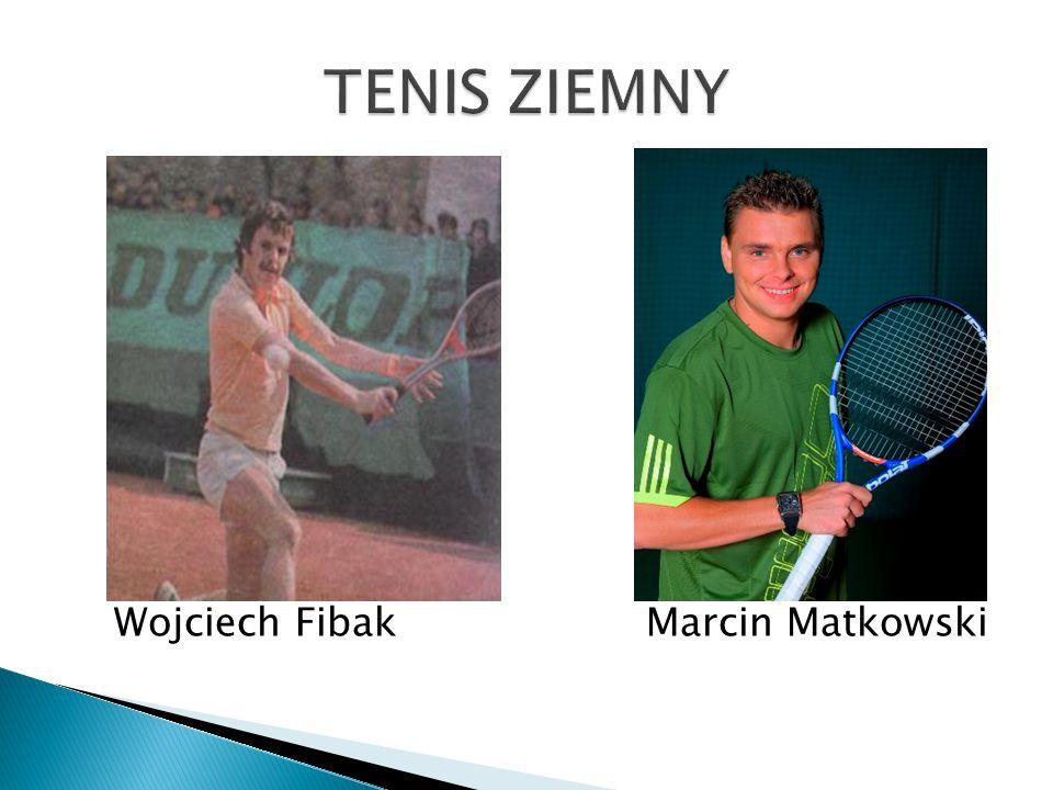 TENIS ZIEMNY Wojciech Fibak Marcin Matkowski