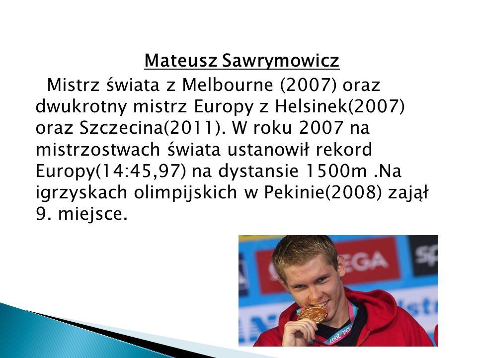 Mateusz Sawrymowicz