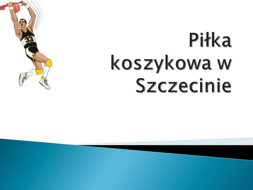 Piłka koszykowa w Szczecinie