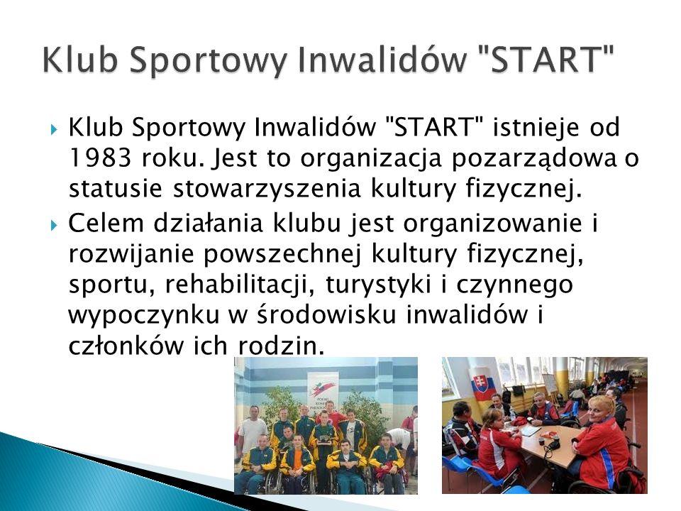 Klub Sportowy Inwalidów START
