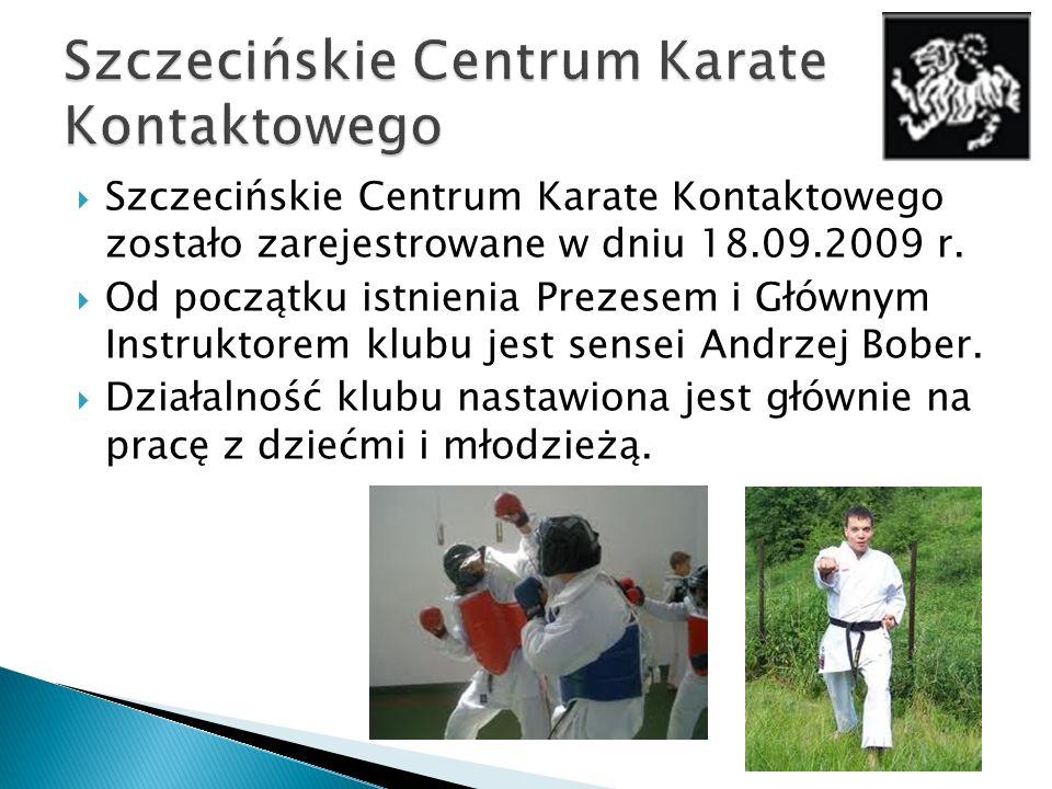 Szczecińskie Centrum Karate Kontaktowego