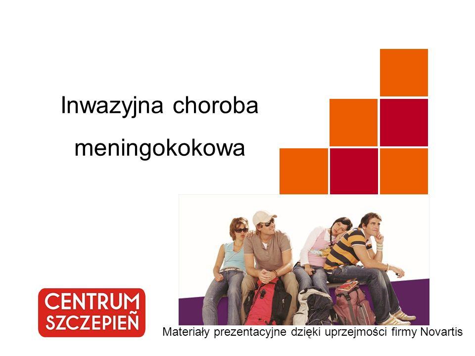 Inwazyjna choroba meningokokowa