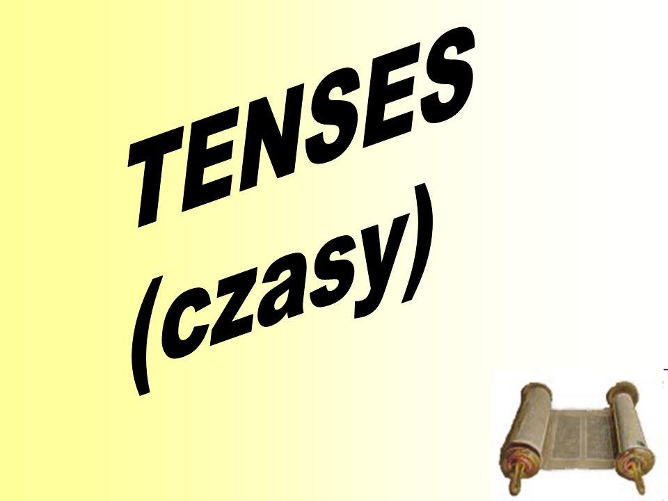 TENSES (czasy)