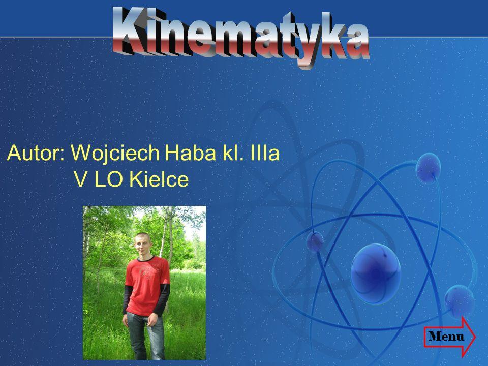 Autor: Wojciech Haba kl. IIIa V LO Kielce