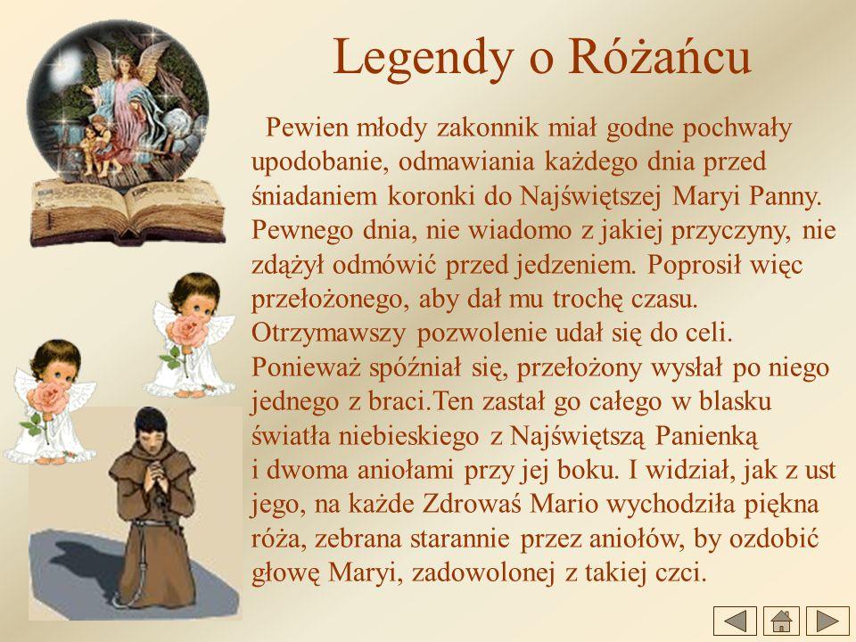 Legendy o Różańcu