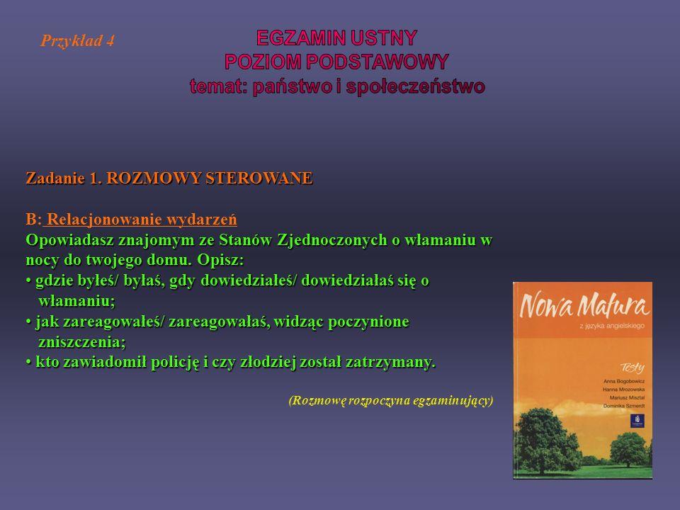temat: państwo i społeczeństwo