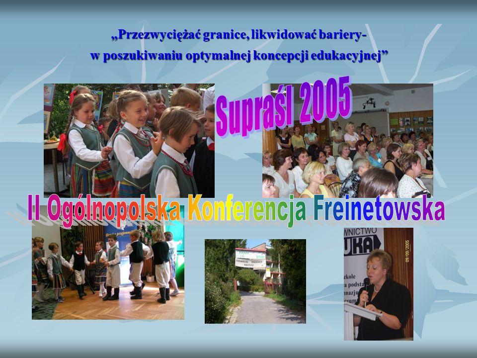 II Ogólnopolska Konferencja Freinetowska