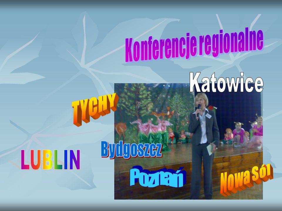 Konferencje regionalne